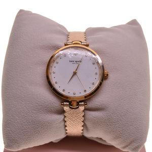 Kate Spade Holland Scalloped Watch